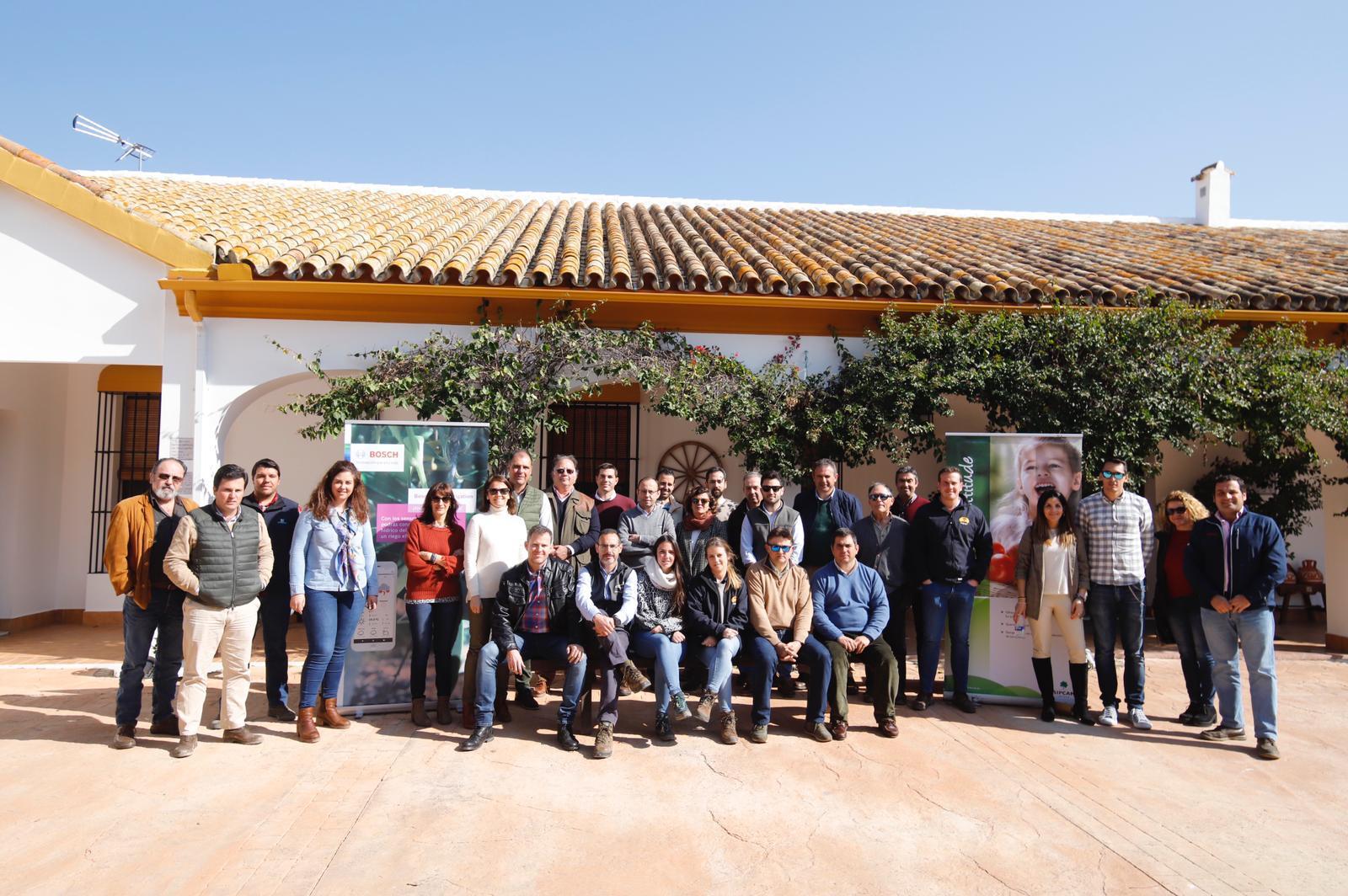 Jornada conjunta Bosch y Sipcam Iberia
