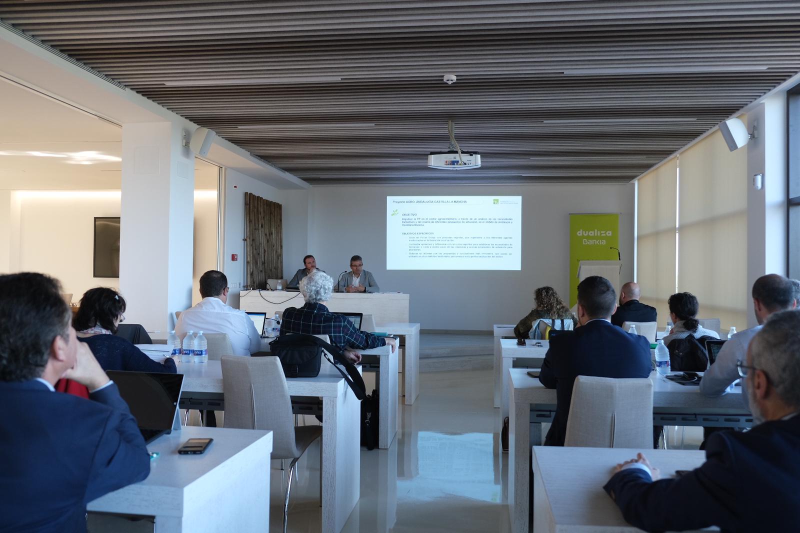 Jornadas Proyecto Agro de Fundación Bankia