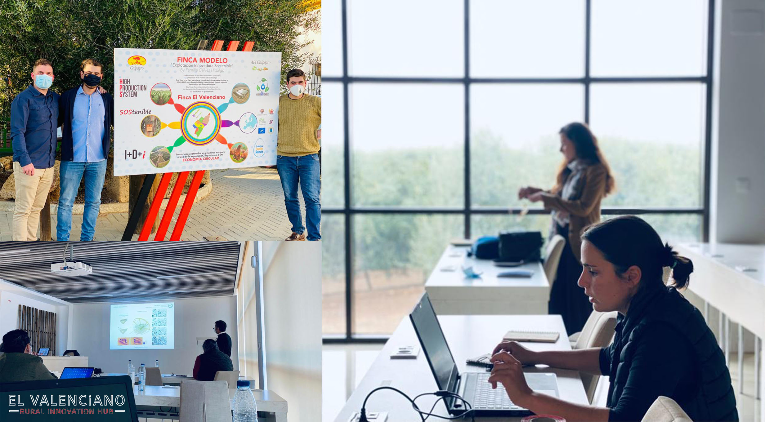 Actividad en Rural Innovation Hub