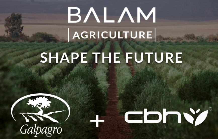 Rural Innovation Hub, testigo de la fusión de CBH Y Galpagro: nace Balam Agriculture